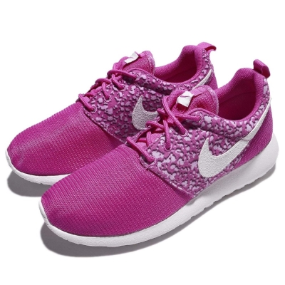 Nike Roshe run Print GS女鞋