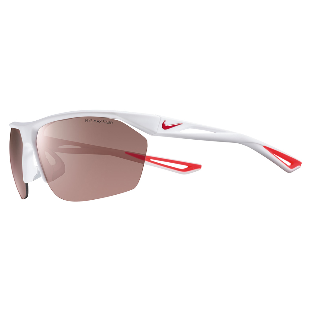 NIKE TAILWIND競速運動太陽眼鏡白紅