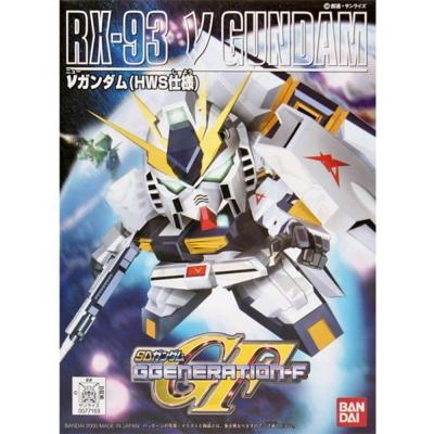 任選 BANDAI BB戰士.SD鋼彈超世代GFRX-93 VV鋼彈(NU鋼彈)209