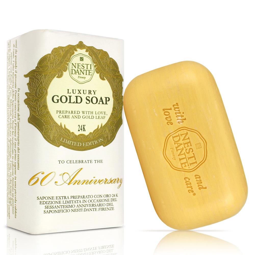 Nesti Dante 60週年黃金能量皂(250g)X2入