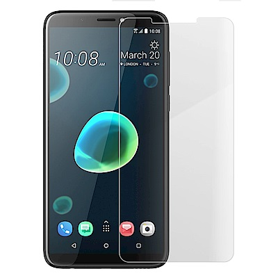 Metal-Slim HTC Desire 12+ 9H鋼化玻璃保護貼
