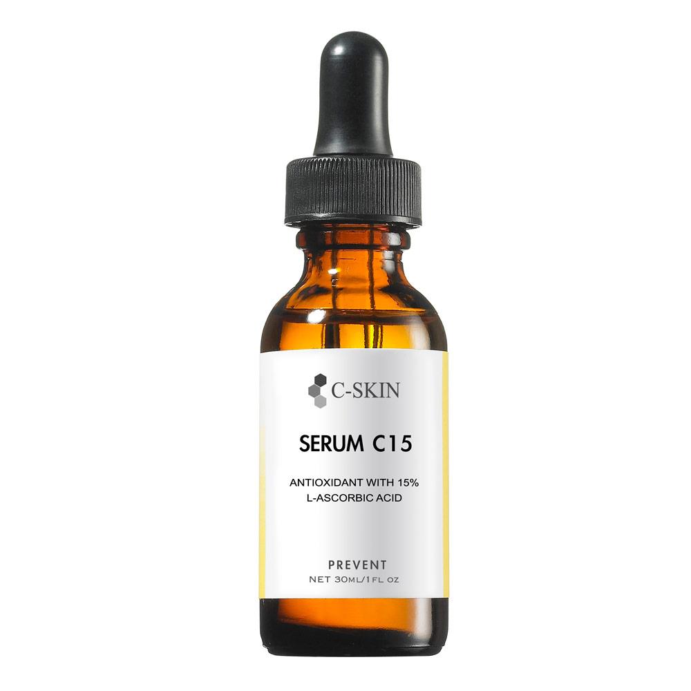 C-SKIN杜克C15%精華液 30ml