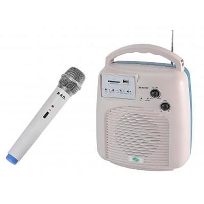 BSD 20W鋰電池手提無線擴音機 BU~8000N