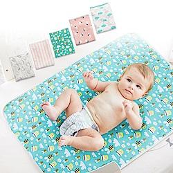 MuslinTree嬰兒全棉隔尿墊產褥墊看護墊 (70*115)