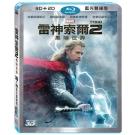 雷神索爾2: 黑暗世界 3D+2D 雙碟版  藍光BD