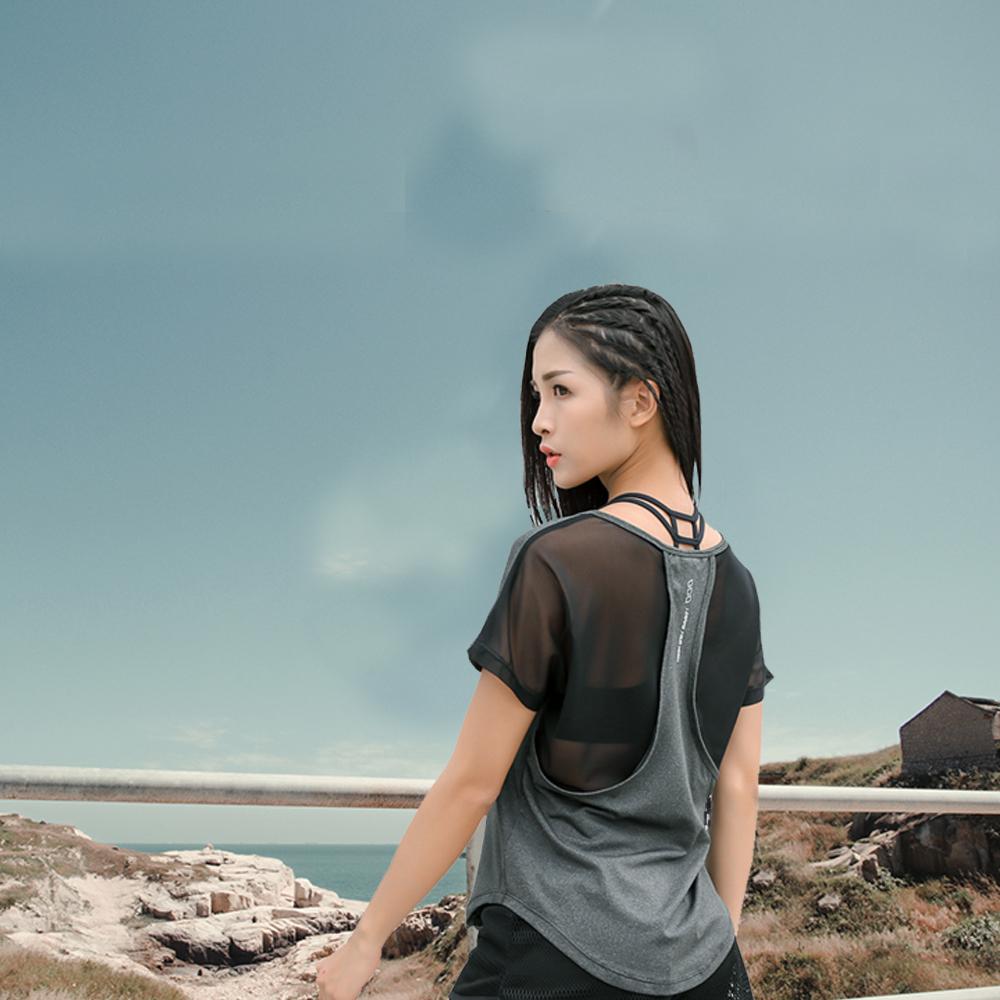 Biki比基尼妮泳衣  後鏤空灰鳥泳衣罩衫可內搭比基尼(單上衣)