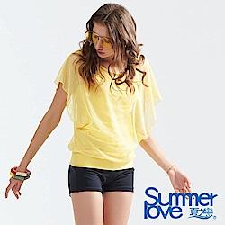 夏之戀SUMMERLOVE 大女長版兩件式泳衣