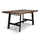 微量元素 原始工業風5尺餐桌