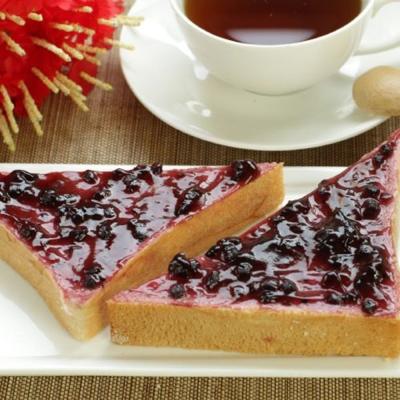 美食村  元氣厚片果粒藍莓(1組2入)