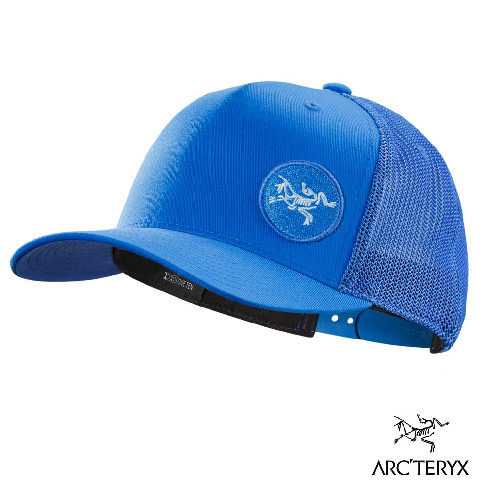 Arcteryx 始祖鳥 24系列 圓標 卡車帽 藍