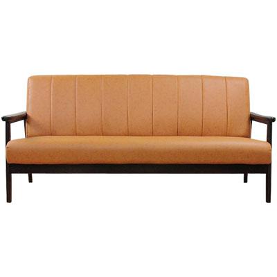 YKSHOUSE 奈良木作3P沙發椅