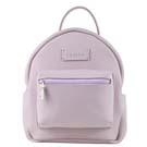 GRAFEA  Zippy Small Backpack - 手工牛皮簡約後背包(粉紫)