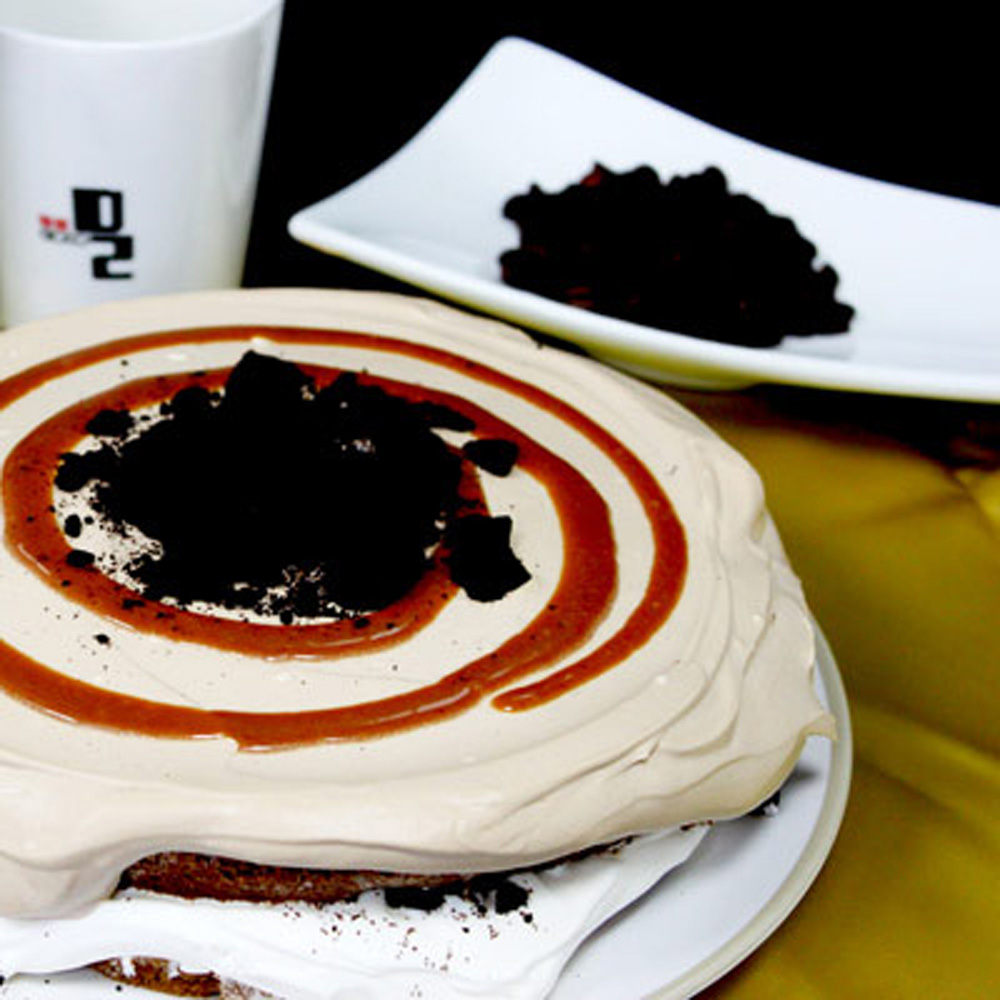D2惡魔蛋糕 歐妃瑪奇朵蛋糕8吋