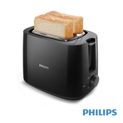 飛利浦-PHILIPS-電子式智慧型厚片烤麵包機
