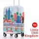 LittleChili行李箱套521-紐約彩S product thumbnail 1