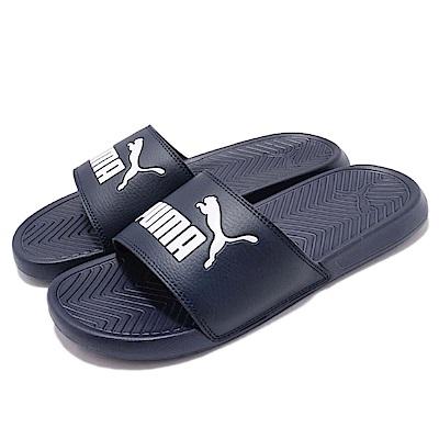 Puma 拖鞋 Popcat 休閒 男女鞋
