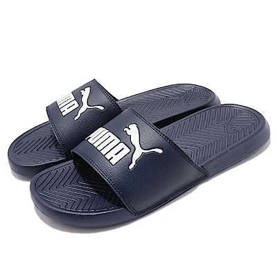 Puma 拖鞋 Popcat 休閒 男鞋
