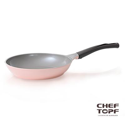 Chef Topf薔薇系列26公分不沾平底鍋(快)