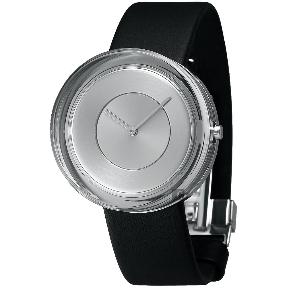 ISSEY MIYAKE三宅一生GLASS 系列手錶(NYAH001Y)