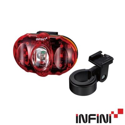《iNFiNi》I-406R 3LEDs 紅光警示後燈