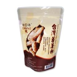樂活e棧章 俊源MIT100%純古法釀造蕃薯粉(400gx8包)