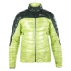 【Berghaus貝豪斯】男款超輕溫度調節鵝絨外套F22ML9-亮綠 product thumbnail 1