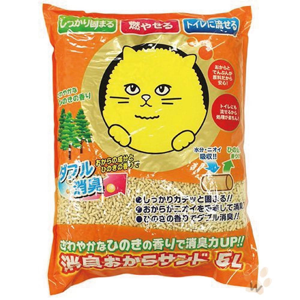 SuperCat 超級大頭貓豆腐砂5L 2入