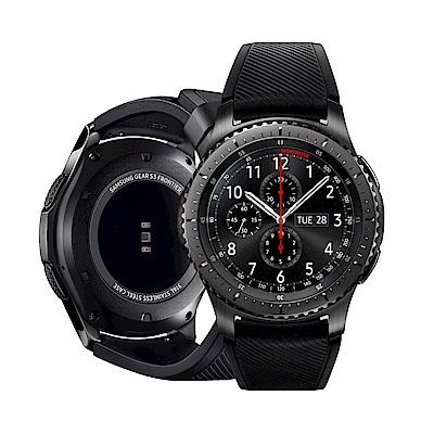 Samsung GearS3 Frontier 智慧型手錶
