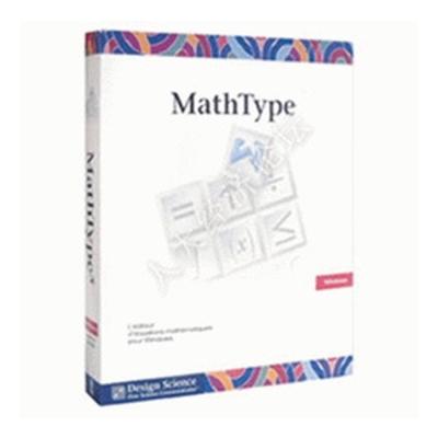 MathType-for-Win-數學公式編輯器-單機版-下載版