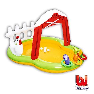 凡太奇 Bestway 農場生活充氣遊戲池 53065