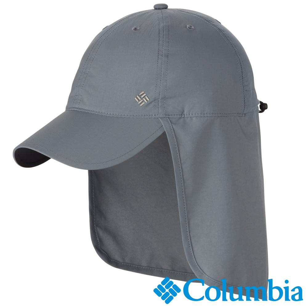 Columbia哥倫比亞 男女-UPF50遮陽帽 - 灰色 ( UCU91080GY )