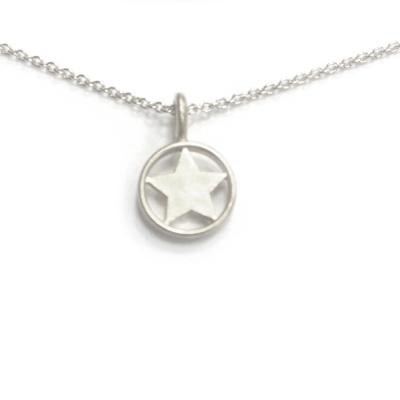 Dogeared 星星錢幣 glowing star 你最閃亮 銀項鍊 附原廠盒