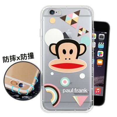 大嘴猴正版授權 iPhone6s/6 Plus 5.5吋 原創風格 氣墊保護手機...