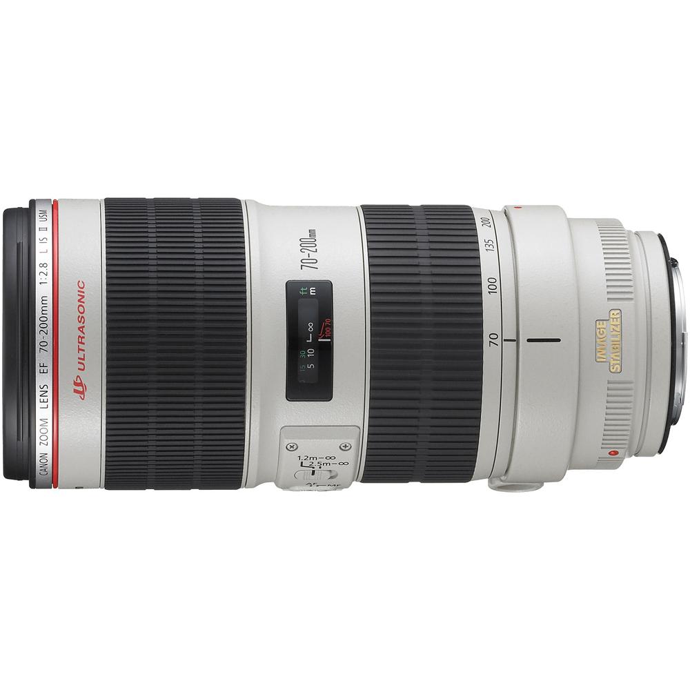 Canon EF 70-200mm f/2.8L IS II USM 望遠變焦鏡頭(公司貨)