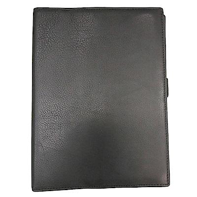 Filofax Nappa Leather A5 萬用記事本 黑
