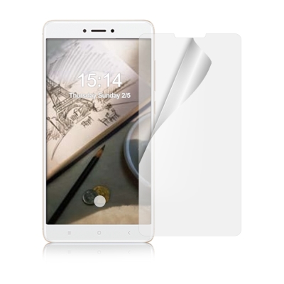 魔力 小米 紅米Note 4X 高透光抗刮螢幕保護貼-非滿版
