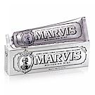 MARVIS 亮白薄荷牙膏 銀色85ml-快速到貨