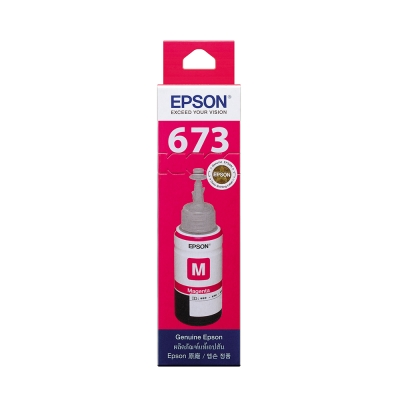 EPSON T673300 原廠紅色墨水匣