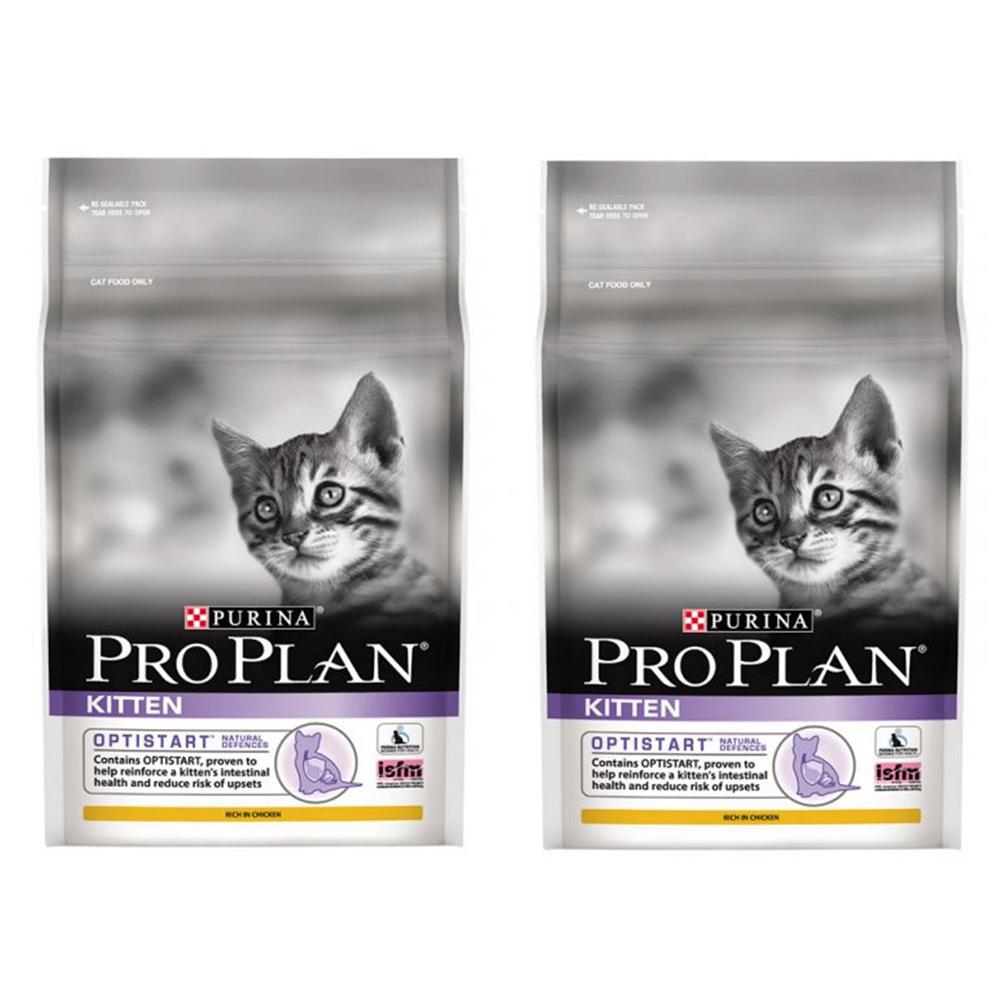 Pro Plan冠能 幼貓鮮雞成長配方 400 g X2包