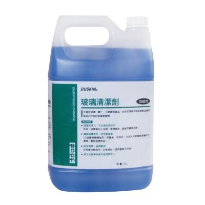 日本DUSKIN 玻璃清潔劑4L