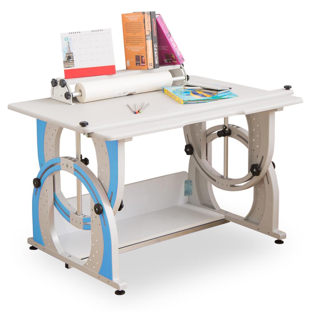 時尚屋溫德爾兒童伸縮成長書桌可選色/免運費/台灣製