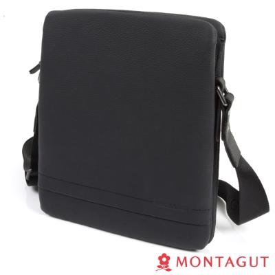 MONTAGUT夢特嬌-100-頭層牛皮側背包-直