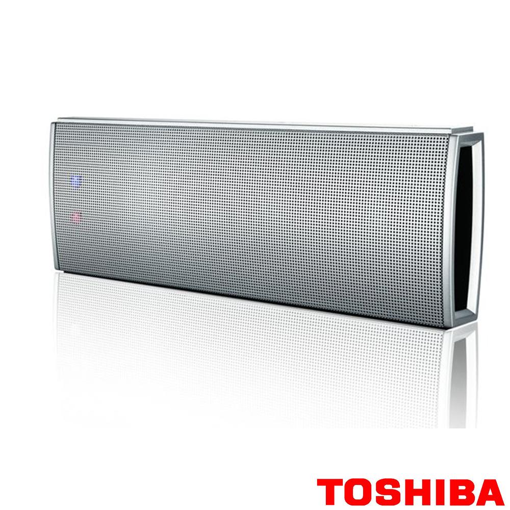 TOSHIBA輕便型高音質藍牙喇叭TY-WSP61TW