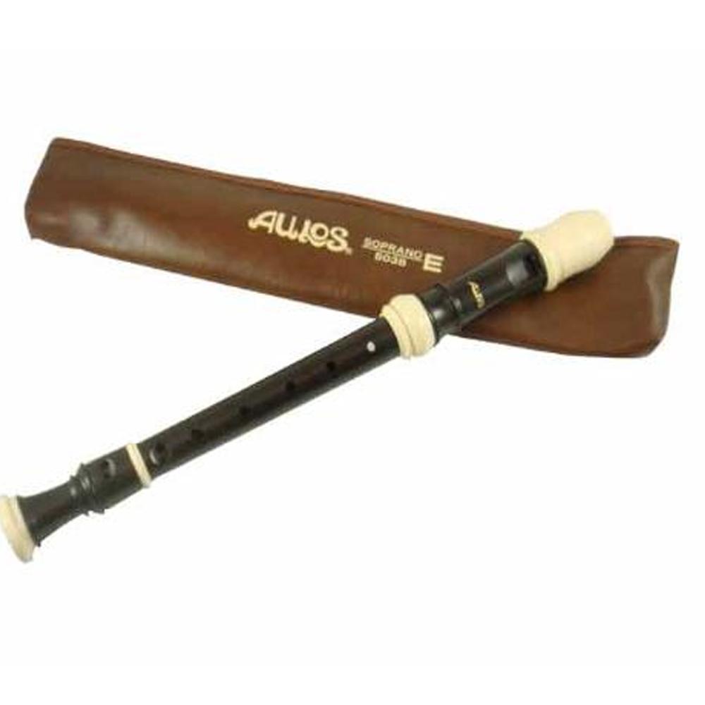 日本 AULOS 503B 英式-高音直笛