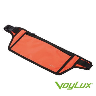 VoyLux伯勒仕-頂級極緻系列 超貼身防搶包 (腰包) 1680758-時尚橘