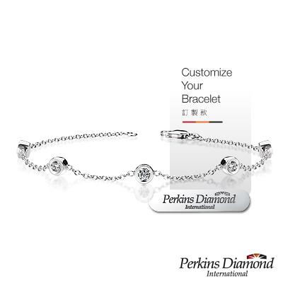PERKINS 伯金仕 - Minni系列 0.40克拉鑽石手鍊