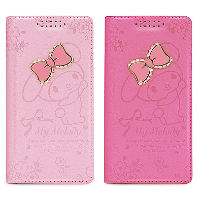 GARMMA Melody iPhone 7/8+ 金屬牌皮套 –花...