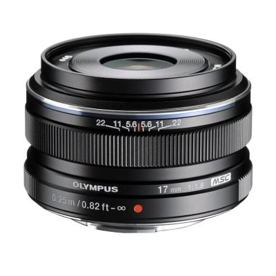 OLYMPUS EW-M1718 / M.ZUIKO 17mm F1.8定焦鏡(平輸)