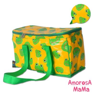 Amorosa Mama 多用手提式保冷保溫袋/野餐包/保鮮袋 (青蛙)
