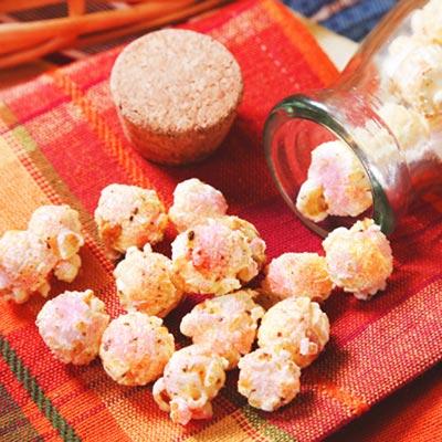 卡滋爆米花 草莓煉乳(蘑菇球)(150g)